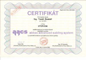 Montáž a servis systémů AACS