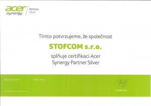 Montáž a servis zabezpečovacích systémů Acer