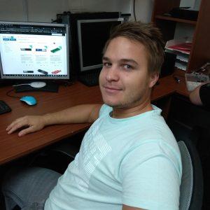 Vedoucí servisu, IT technik Brno Jan Baláš