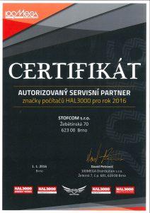 HAL3000 autorizovaný servis Brno