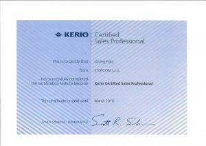 Certifikovaný servis počítačů a notebooku Kerio