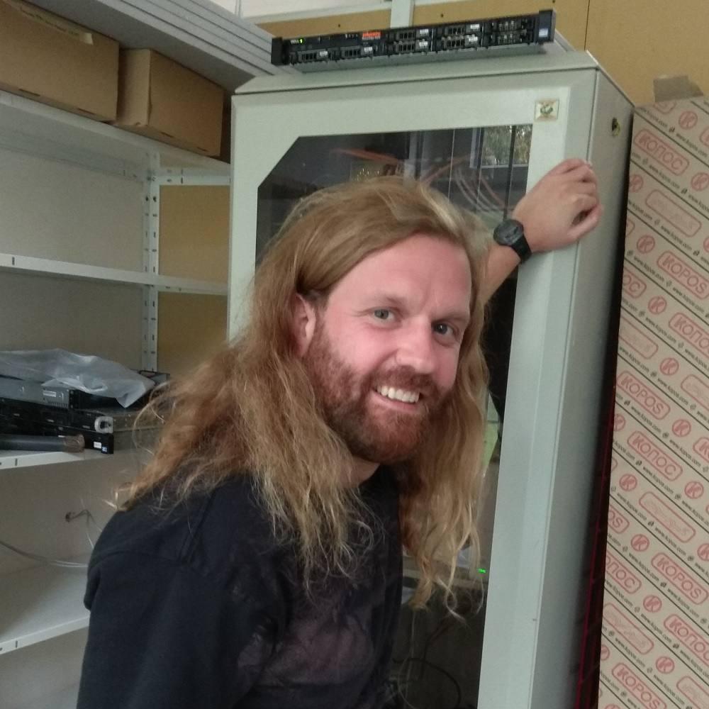 IT technik, správa sítí Ondřej Němeček
